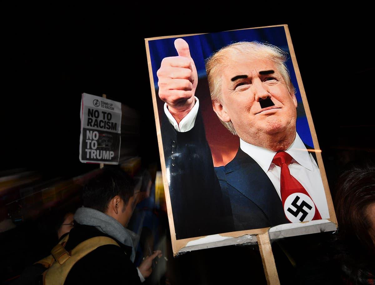 Donald Trump using Adolf Hitler's 'Mein Kampf' playbook, says world expert on Nazi leader