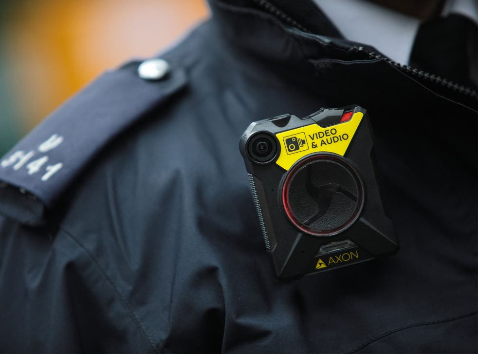 Metropolitan police already use body-worn cameras similar to those trialled in schools in order to record incidents and provide evidence