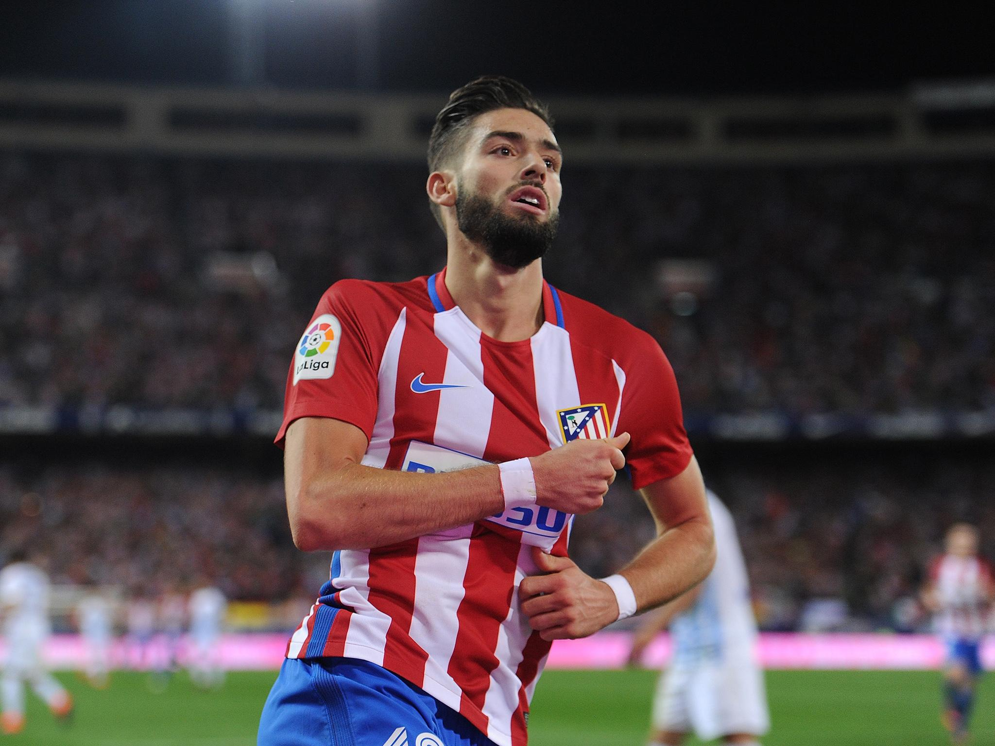 Arsenal and Chelsea lead race to sign Yannick Carrasco as