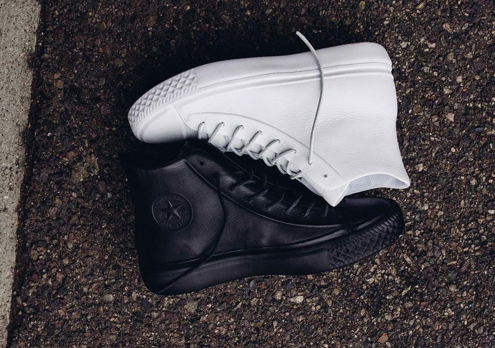 61a327bf12a Converse redesigns its classic Chuck Taylor All-Stars shoe for Millennials  - this is what it looks like