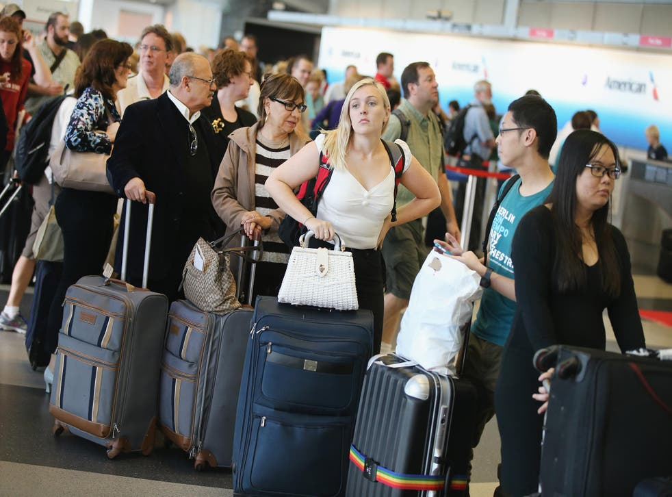Delay reaction: when travel is disrupted, it's good to have a reliable travel agent