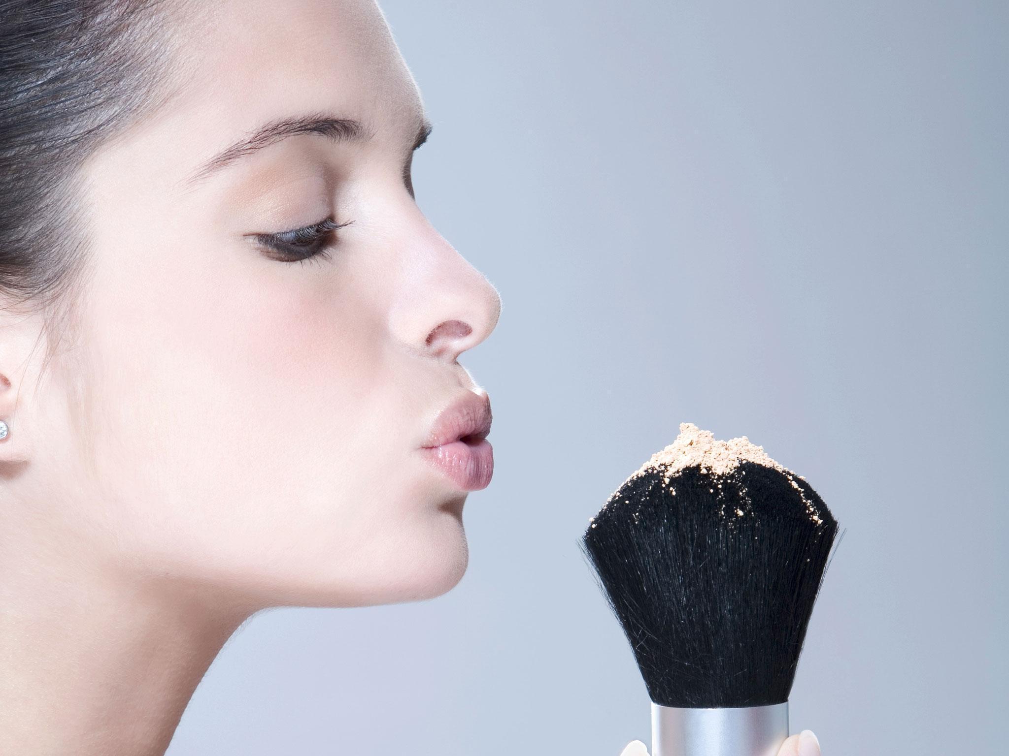 Makeup shooter: classic and evening version