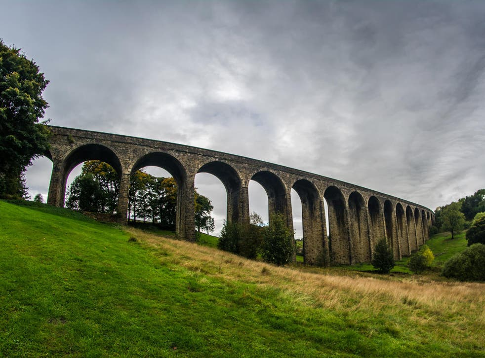 Thornton, West Yorkshire appears to reflect the stories and legends of its past