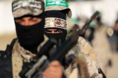 Top Hamas fighters 'defecting to Isis'