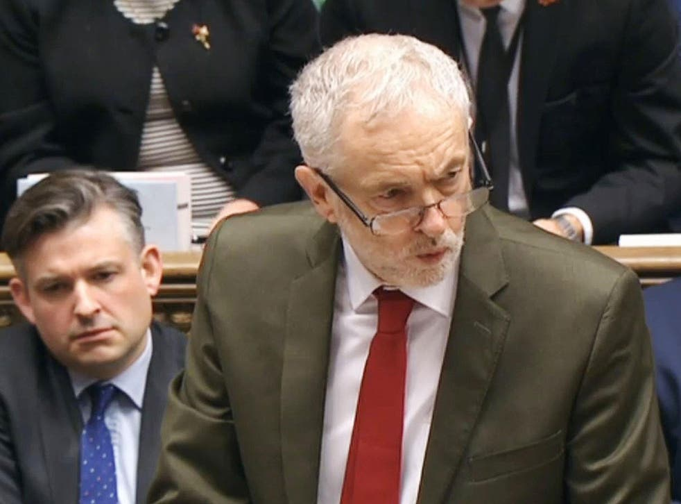 Corbyn remaining as leader of the Labour Party is a disaster