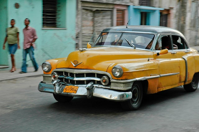 Is this the end of the road for Cuba's classic cars? | The