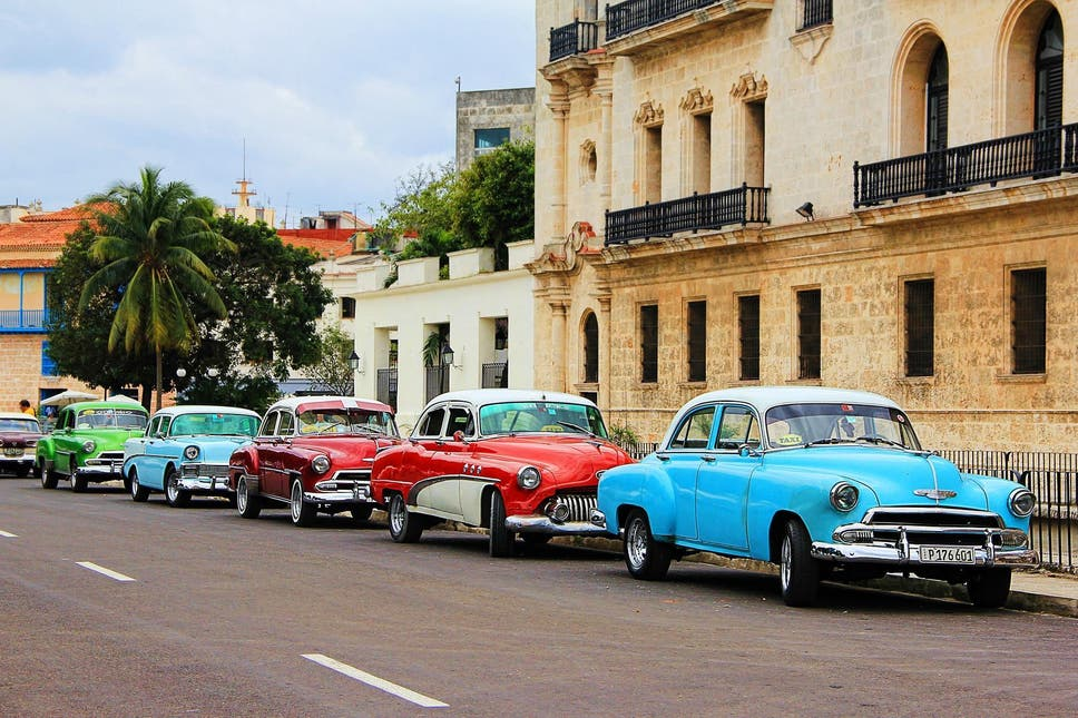 Is this the end of the road for Cuba\'s classic cars? | The Independent