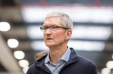 Apple CEO Tim Cook pledges $2m to anti-hate group