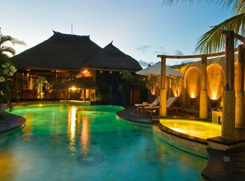 Rooms at Puri Madawi in Bali start at £71 per night