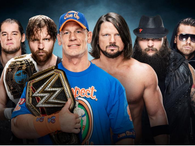Bray Wyatt favourite to dethrone John Cena at WWE Smackdown Live's Elimination Chamber