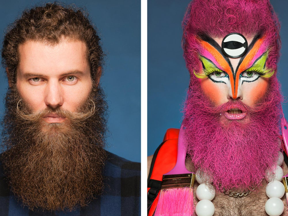 Dragformation What Drag Queens Look Like Before And After Make Up
