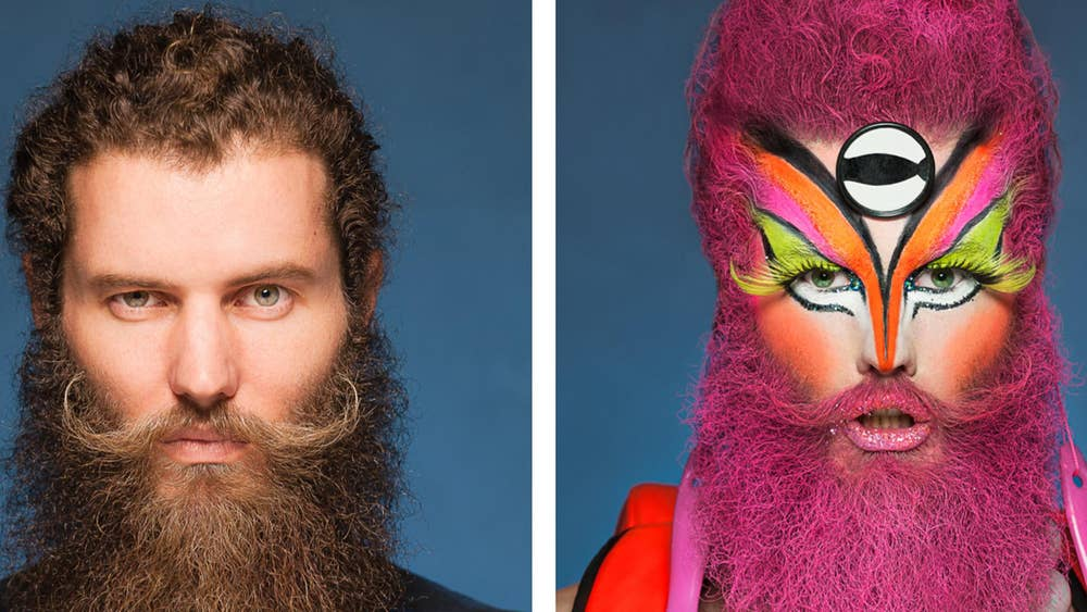 Dragformation: What drag queens look like before and after
