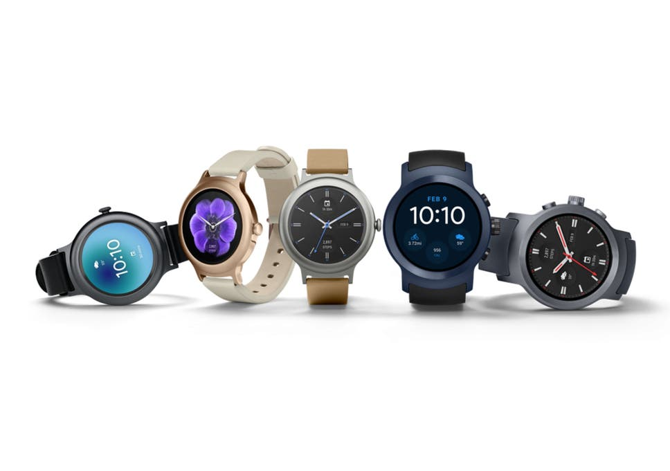 bac9ec9e2 Android Wear 2.0 is currently exclusive to the brand new LG Watch Sport and  LG Watch