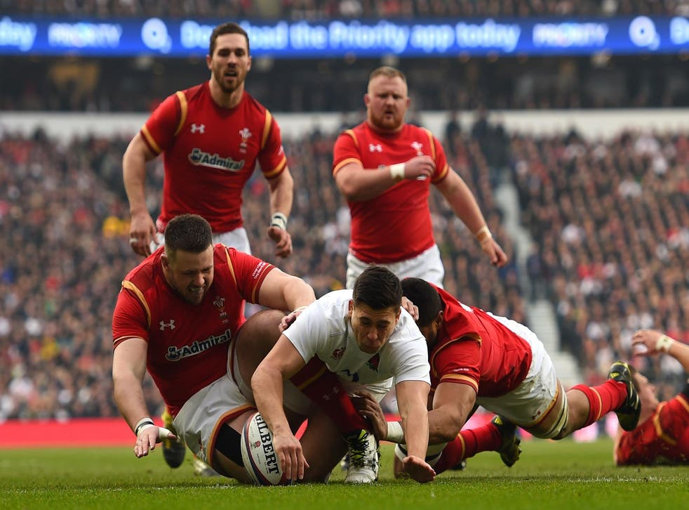 Ben Youngs welcomes England's venture into enemy territory this weekend