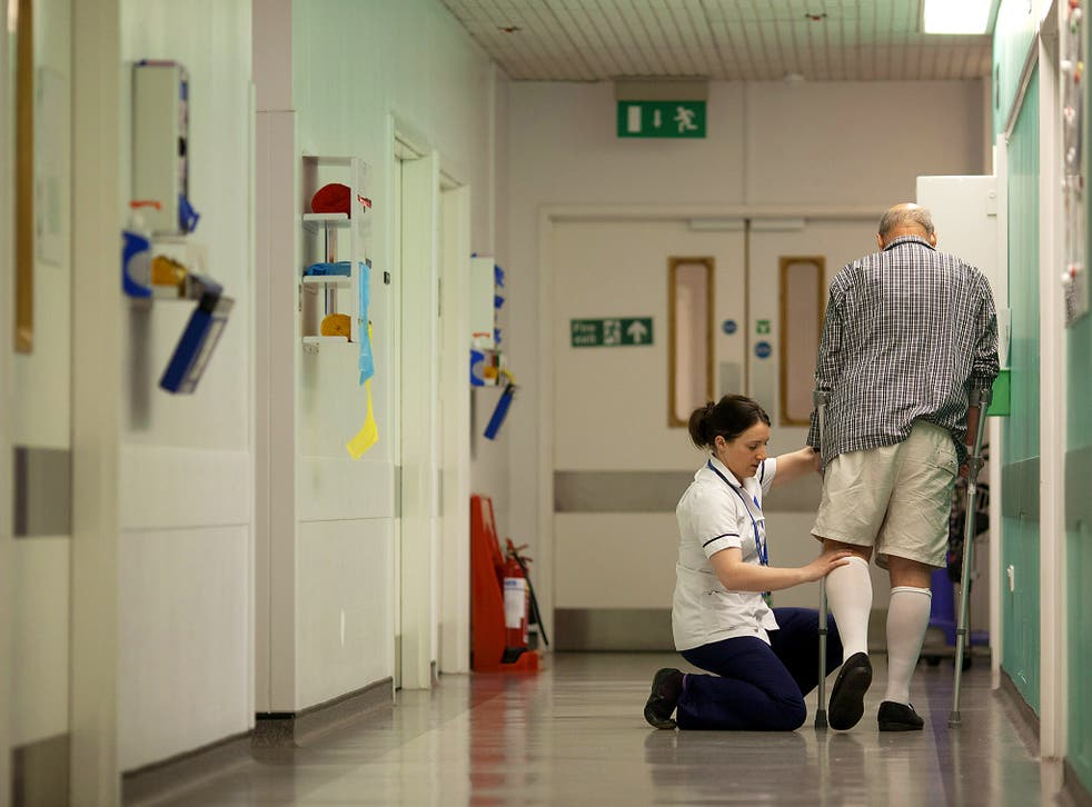 The Government insists the health service data has not be verified