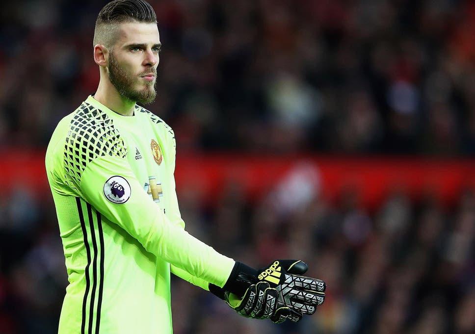 size 40 4c01c a3758 David de Gea fails to commit future to Manchester United in ...