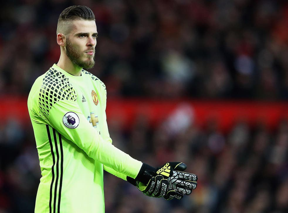 United want five but keeping De Gea is their priority