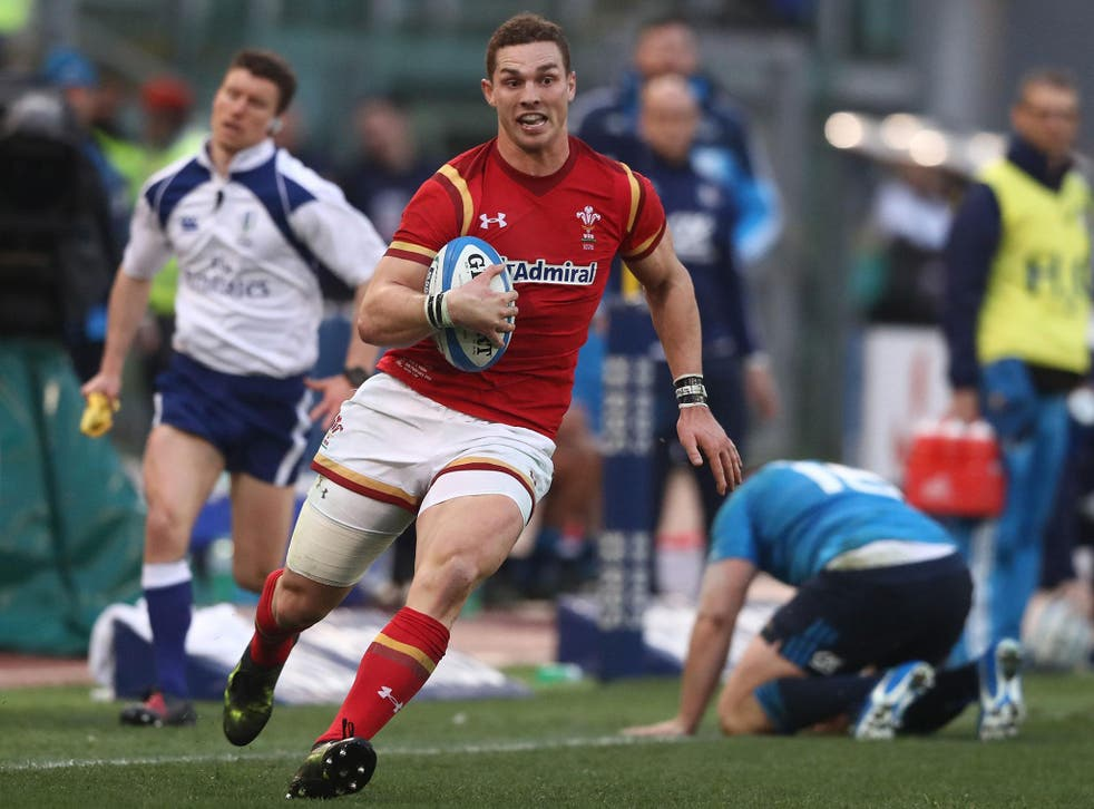George North looks set to miss Wales's Six Nations clash with England