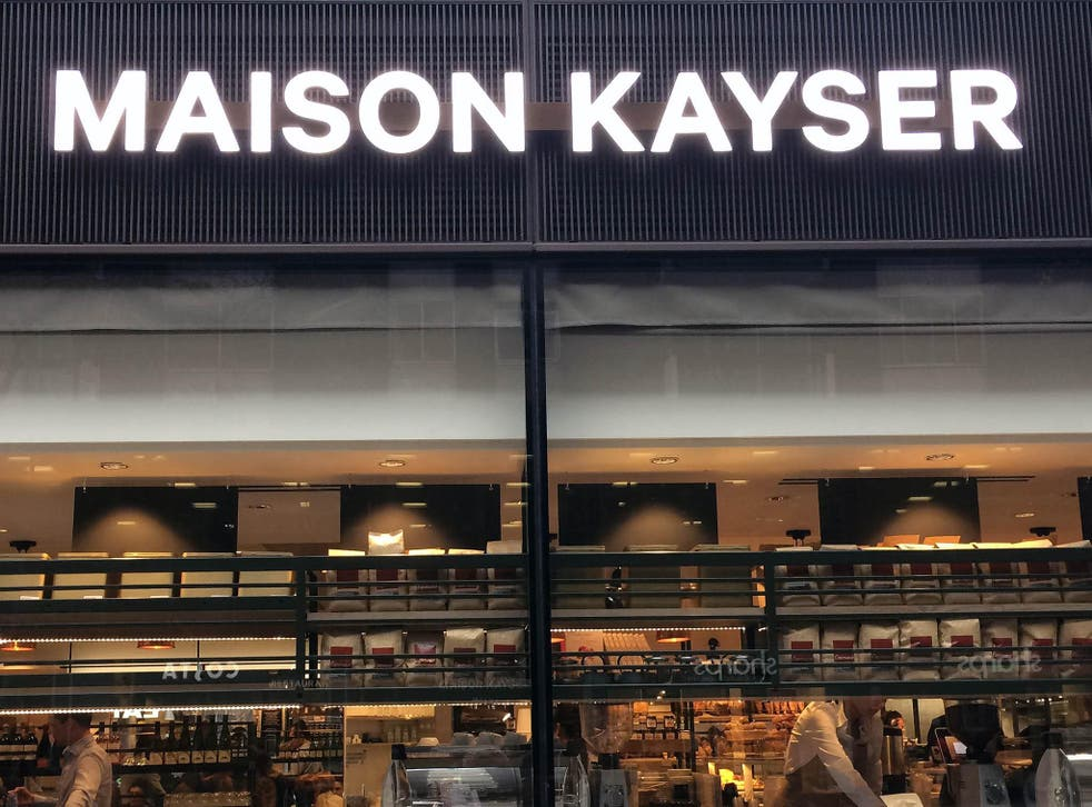 The first of many: Maison Kayser plans to open more branches across the UK in the future