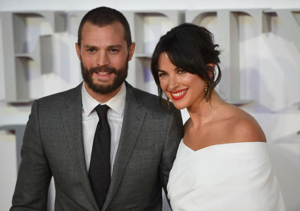 Fifty shades of grey actors hookup