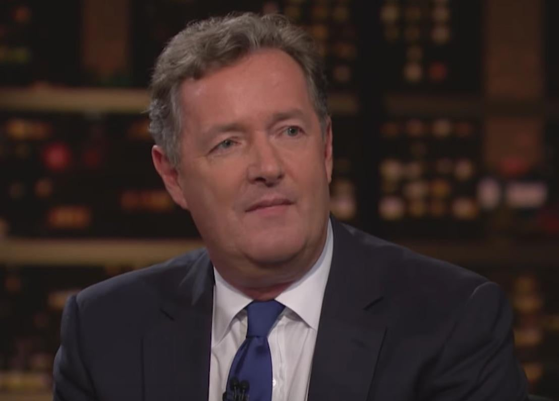 Piers morgan slammed by jim jefferies after defending donald trump on us talk show real time with bill maher the independent