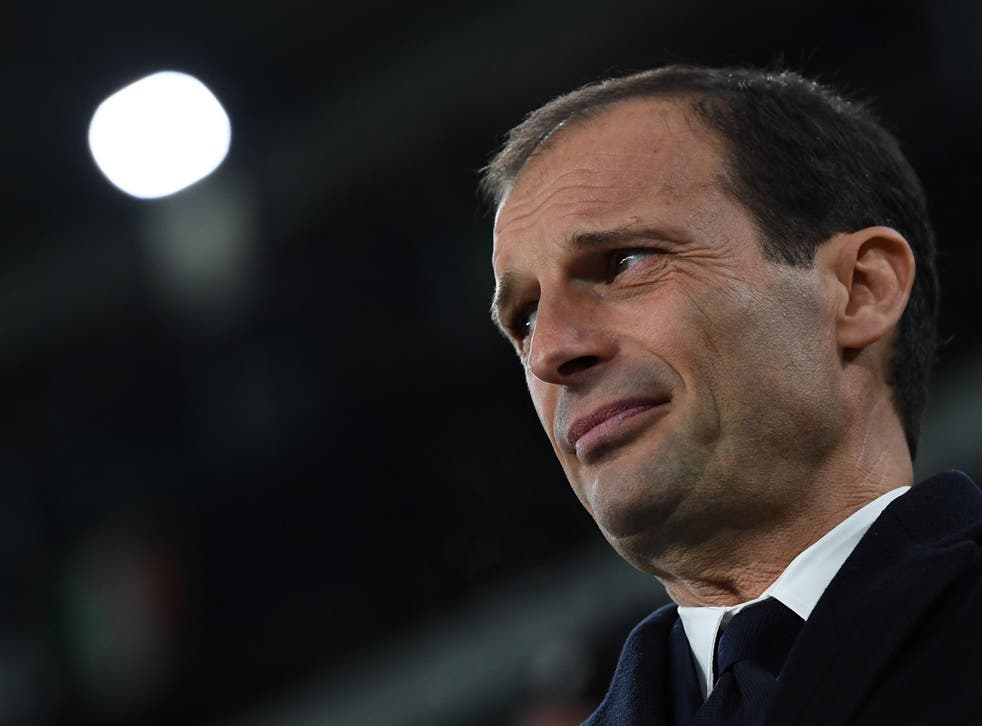 """Max Allegri believes """"Italian football remains one of the best in the world"""""""