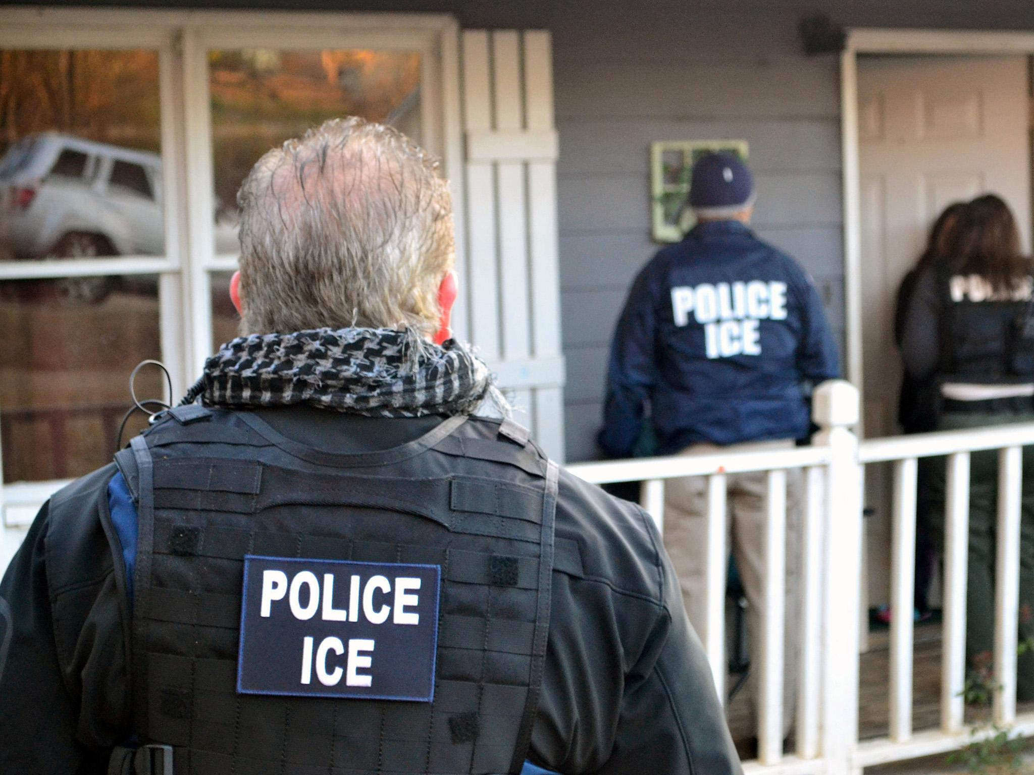 Immigration Raids In At Least Six States Following Donald Trump's Order To  Deport Illegal Immigrants  The Independent