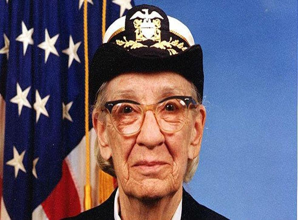 Grace Murray Hopper studied at Yale in the 1930s