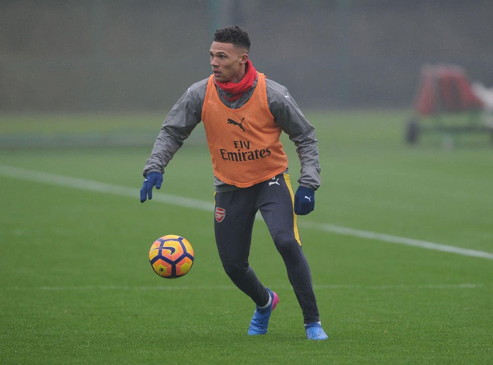 'It was a good chance to show a response and we certainly did that,' Gibbs told Arsenal TV