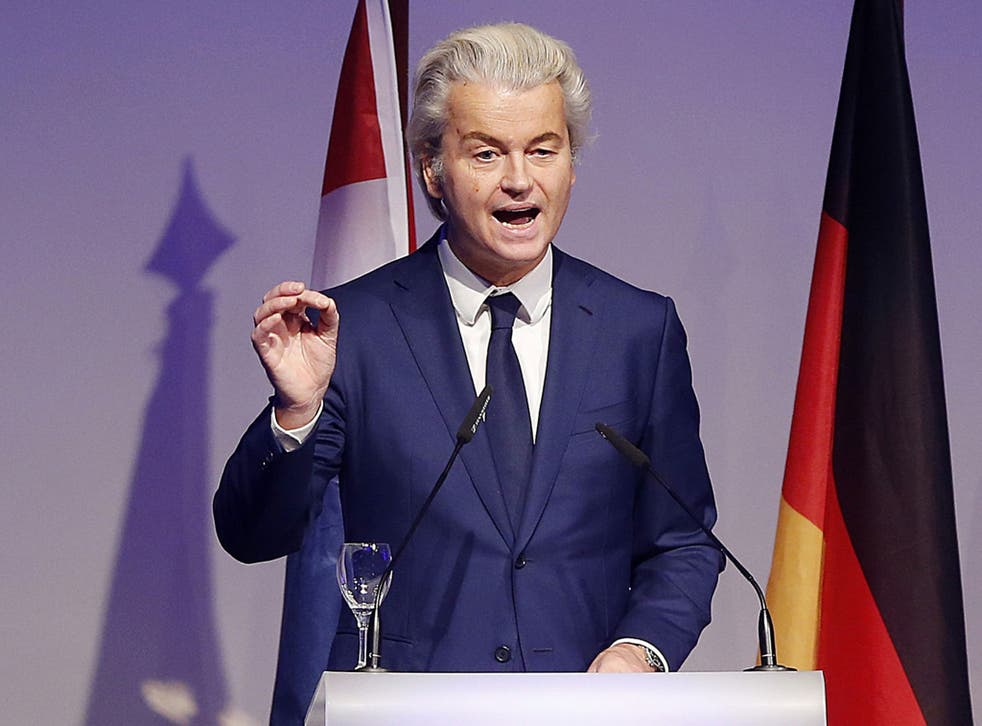 The appeal of people like Geert Wilders cannot be dismissed as anti-immigrant rabble-rousing