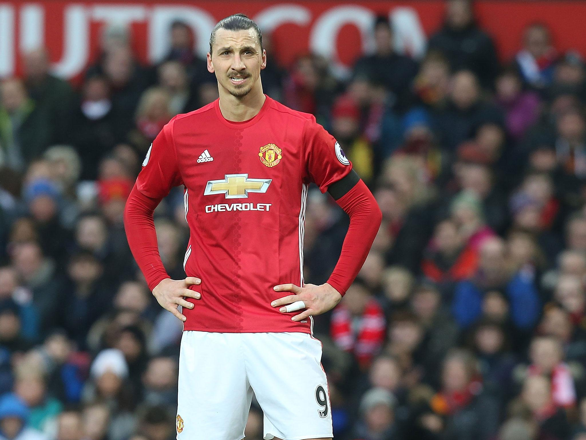 zlatan ibrahimovic holding off on signing a new manchester. Black Bedroom Furniture Sets. Home Design Ideas