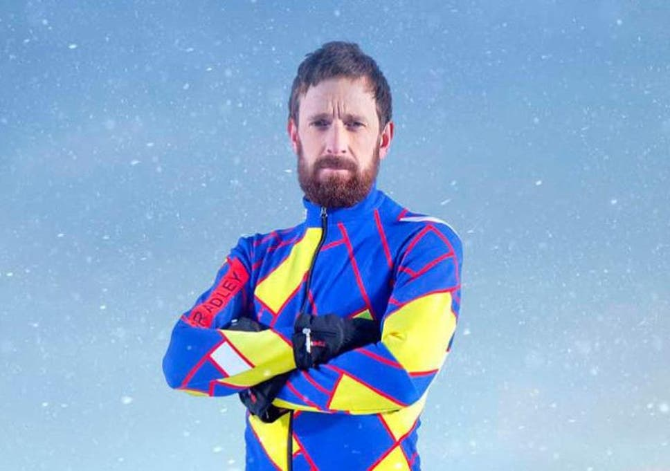 Bradley Wiggins quits The Jump after breaking leg | The