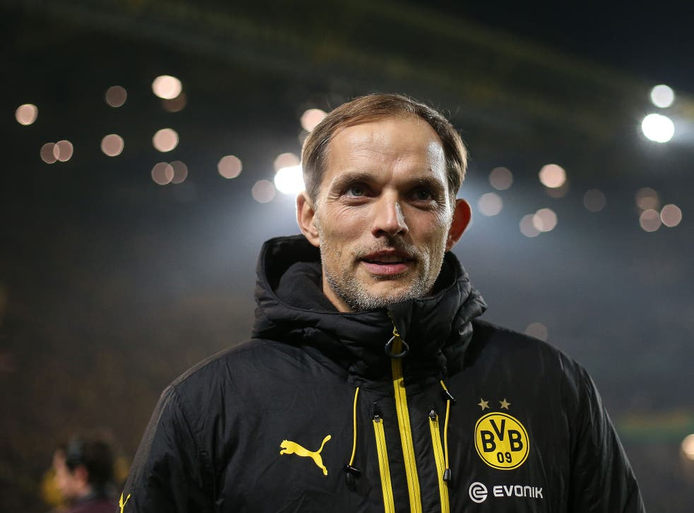 Thomas Tuchel has been linked to Arsenal but is more likely heading to Leverkusen
