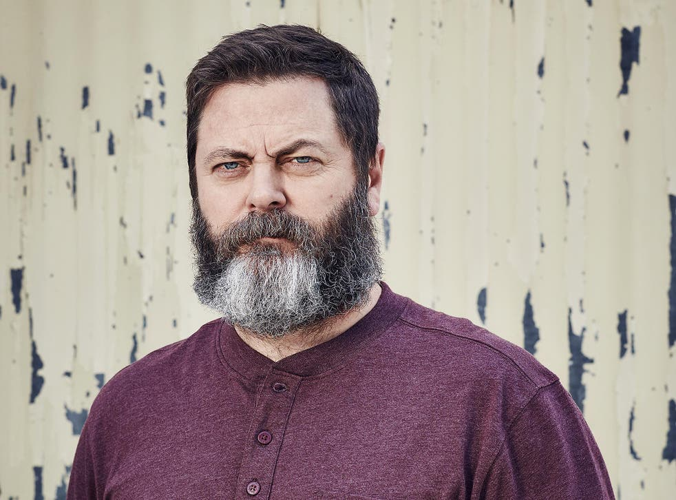 Nick Offerman, who was in TV comedy 'Parks and Recreation', stars in 'The Founder'