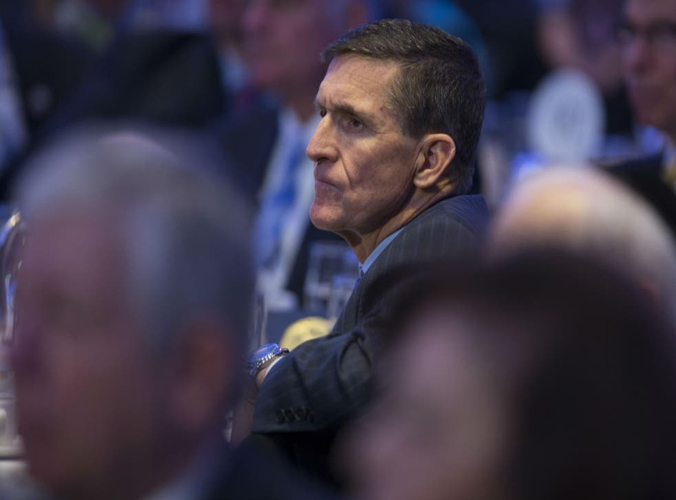 Mr Flynn is under mounting pressure
