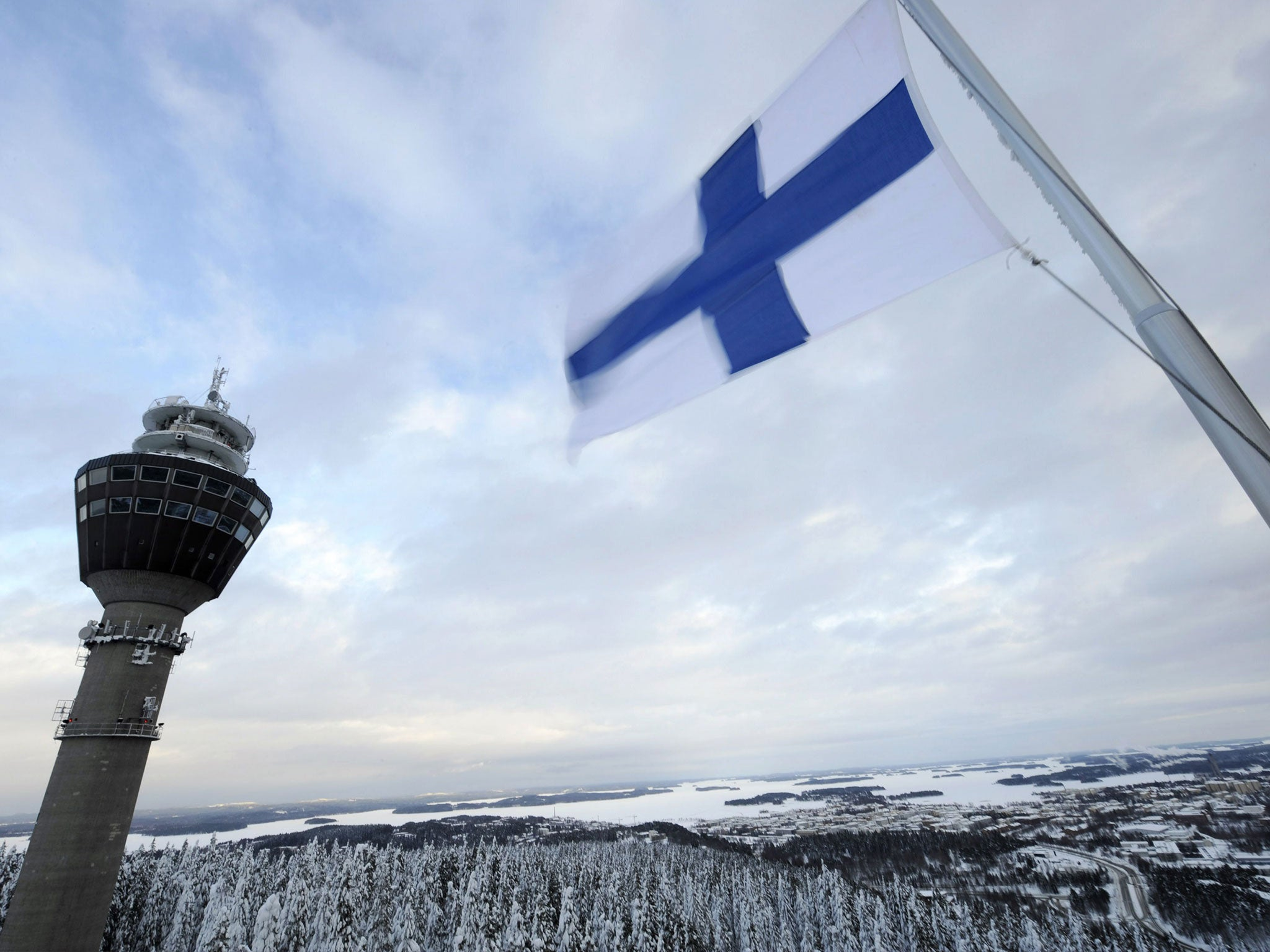 Finnish citizens given universal basic income report lower stress levels and greater incentive to work