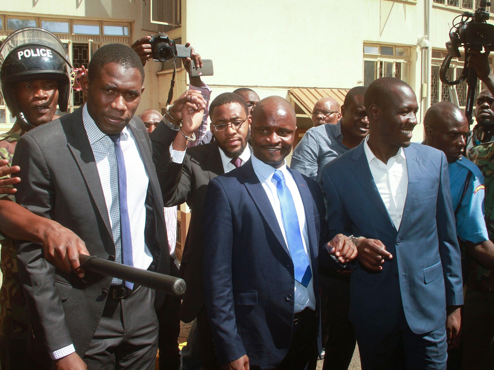 Seven doctors jailed over deadly kenyan hospital strike the independent