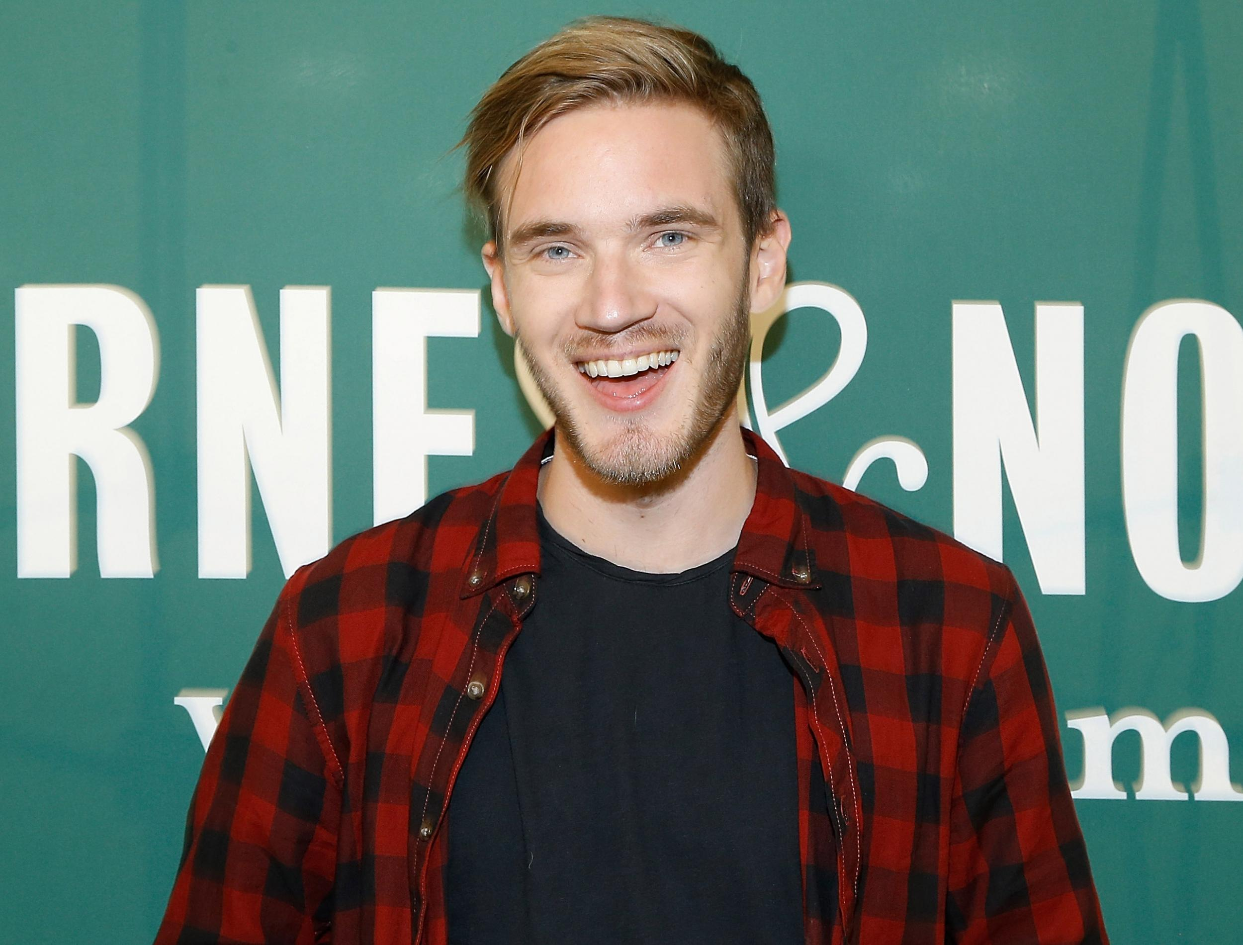 Thumbnail for When did fascism become so cool? PewDiePie's antics are the thin end of the wedge