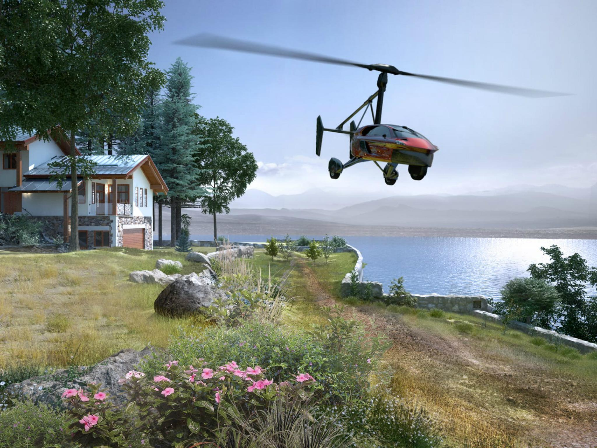 World s first mercial flying car is now on sale