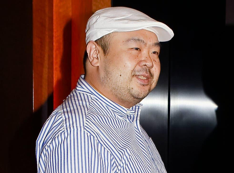 Kim Jong-Nam, the eldest son of North Korean leader Kim Jong-Il
