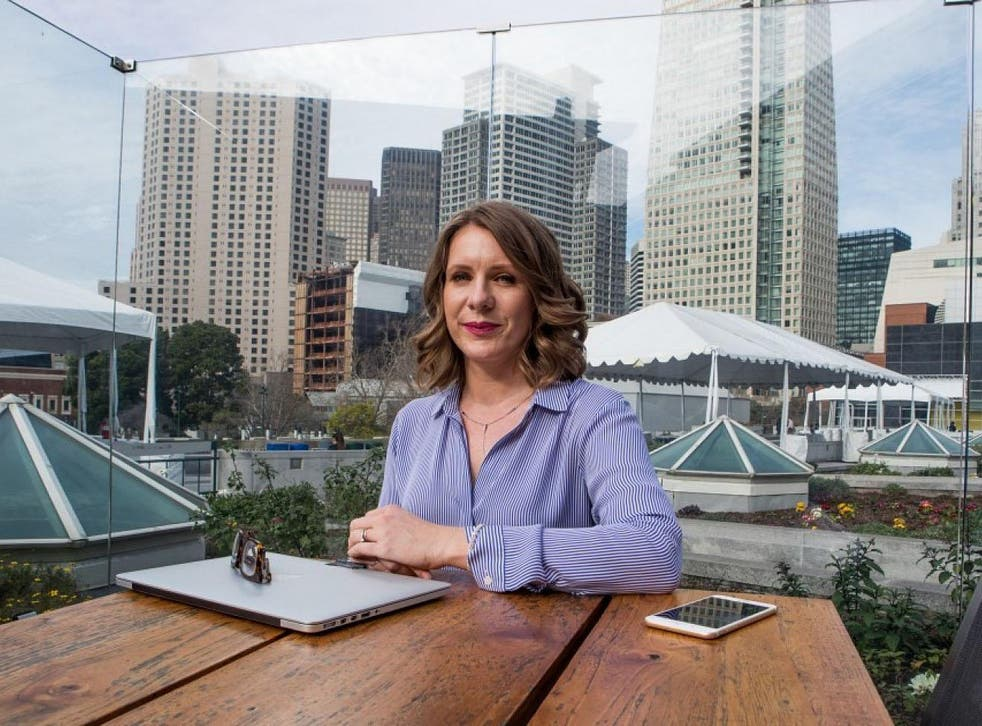 Shannon Coulter co-founded the Grab Your Wallet boycott campaign