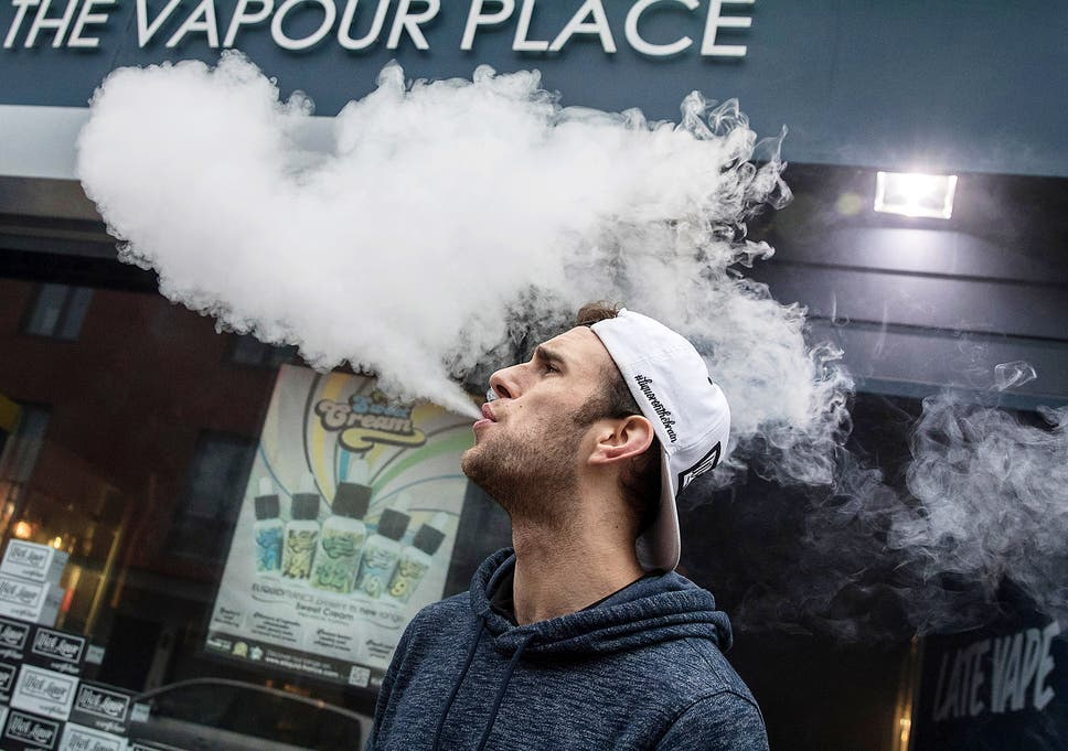 Vaping may cause unique health problems as dangerous as smoking