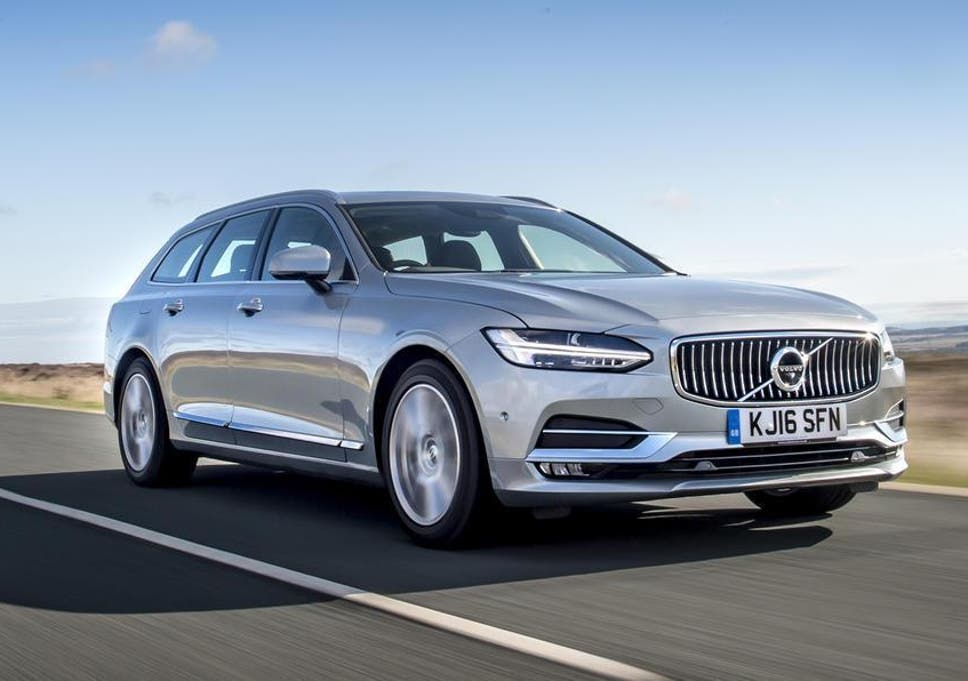 Review: Volvo V90 D5 AWD Inscription | The Independent