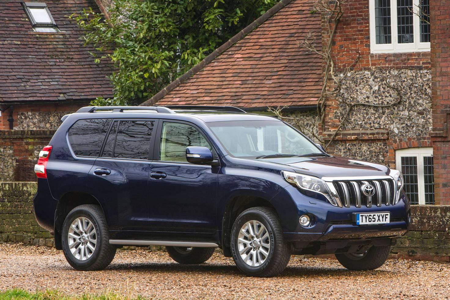 Review: Toyota Land Cruiser | The Independent