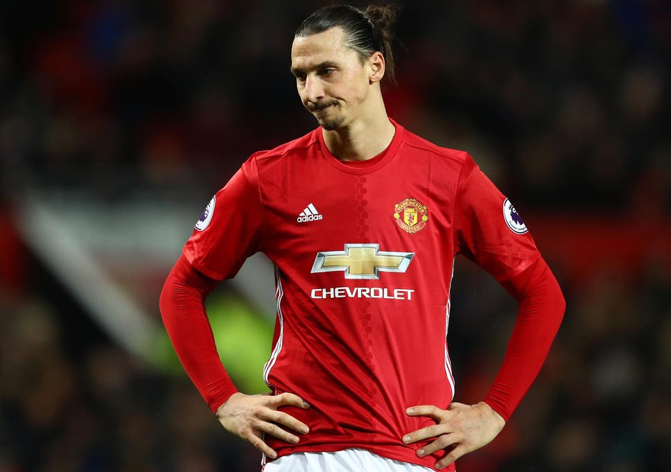 b6a11be44 Zlatan has scored 20 goals already this season but struggled against Watford