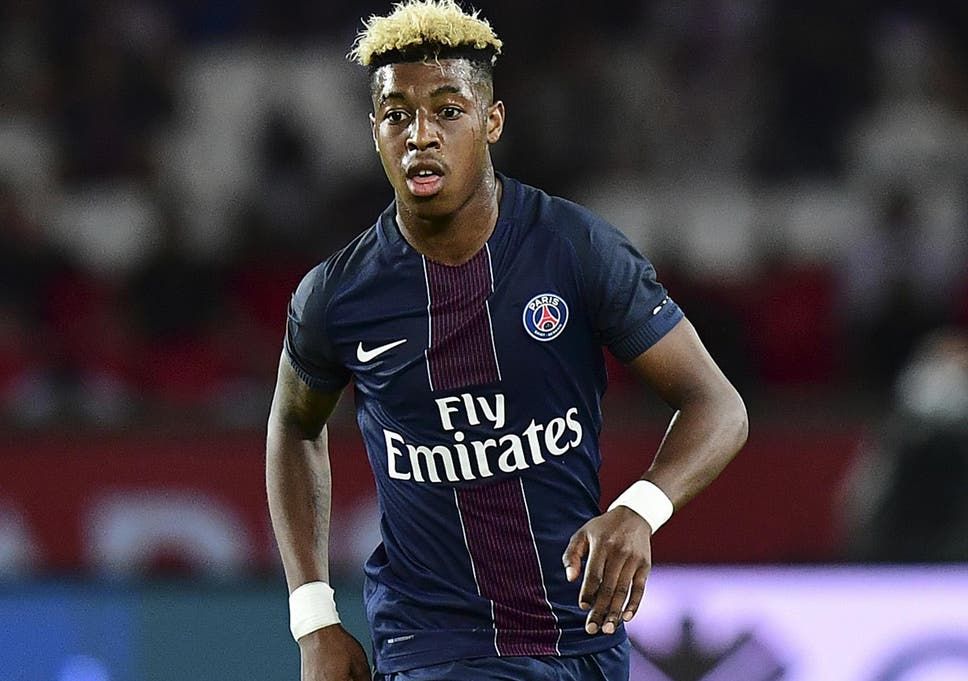 The  Year Old Defender Starts At Centre Back For Psg