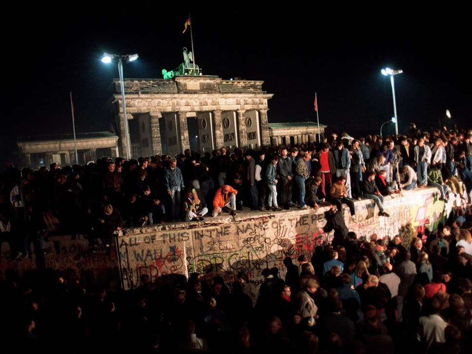 The Berlin Wall Came Down For A Reason The British Version Shows