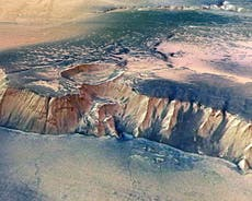 Nasa worker suggests magnetic shield around Mars to make it habitable