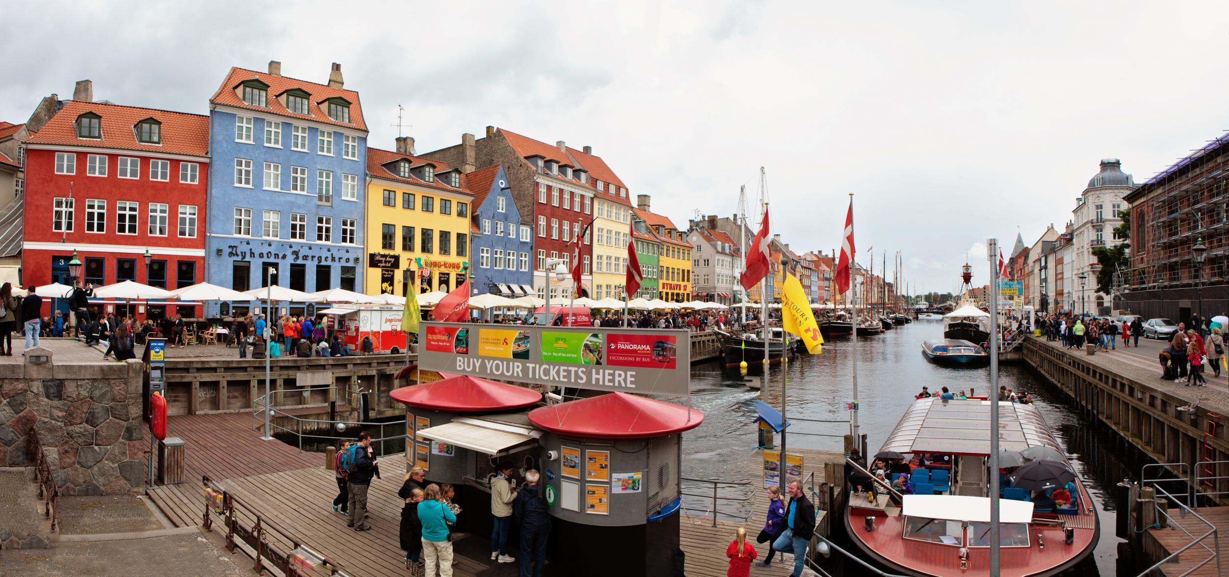 Best Restaurants In Nyhavn Copenhagen
