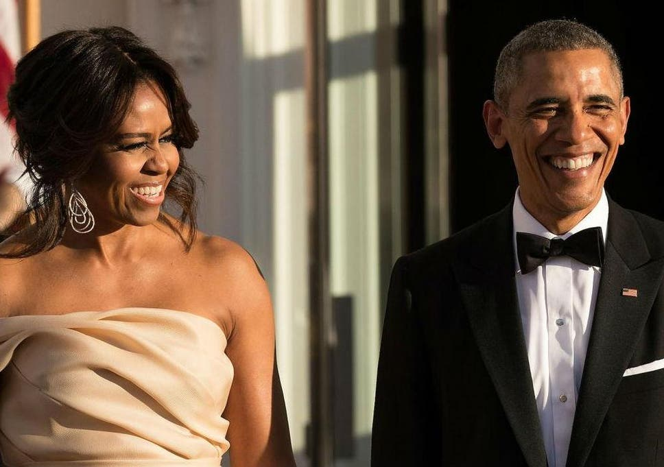 michelle obama reveals husband wore same tuxedo for eight years but